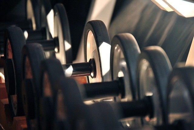 a gym set